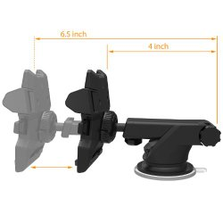 iOttie Easy One Touch 2 Car Mount Holder for iPhone 6s Plus 6s 5s 5c