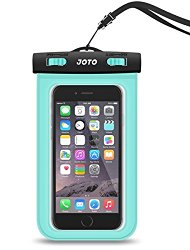 JOTO Waterproof Cell Phone Dry Bag Case for Apple iPhone 6, 6 plus, 5S 5C 5 4S – Green