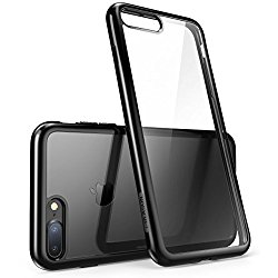 iPhone 7 Plus Case, [Scratch Resistant] i-BlasonClear [Halo Series] for Apple iPhone 7 Plus Cover 2016 Release (Black)