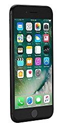 Apple iPhone 7 Factory Unlocked CDMA/GSM Smartphone – 32GB, Black (Certified Refurbished)