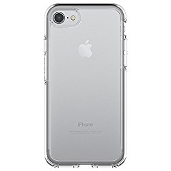 OtterBox SYMMETRY CLEAR SERIES Case for iPhone 7 (ONLY) – Retail Packaging – CLEAR (CLEAR/CLEAR)