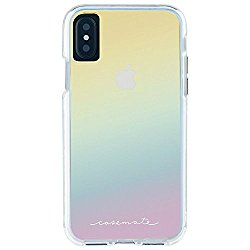 Case-Mate Cell Phone Case for iPhone – Iridescent