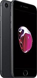 Apple iPhone 7 , Fully Unlocked, 32GB – Black (Certified Refurbished)