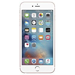 APPLE iPhone 6S PLUS UNLOCKED – 64GB, Rose Gold (Certified Refurbished)