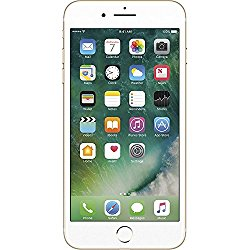 Apple iPhone 7 Plus, GSM Unlocked, 128GB – Gold (Certified Refurbished)