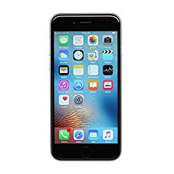 Apple iPhone 6S, Fully Unlocked, 16GB – Space Gray (Certified Refurbished)