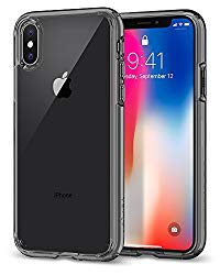 Spigen Ultra Hybrid Designed for Apple iPhone XS Case (2018) / Designed for Apple iPhone X Case (2017) – Space Crystal