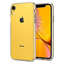 Spigen Liquid Crystal Designed for Apple iPhone XR Case (2018) – Crystal Clear
