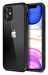 XDesign HyperPro Series Designed for Apple iPhone 11 Case (2019 6.1″) Slim Fit/GXD Cushion Drop Protection – Black