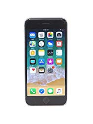 Apple iPhone 6S, 32GB, Space Gray – For AT&T / T-Mobile (Renewed)