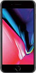 Apple iPhone 8 Plus, 256GB, Space Gray – For AT&T / T-Mobile (Renewed)